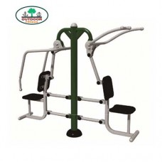 Combination (Pull Down/Seated Chest Press)