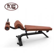 BO 9037 Adjustable Abdominal Bench