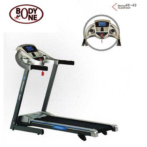 Treadmill K5400 Incline