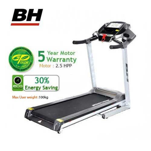 Treadmill-BT 6380